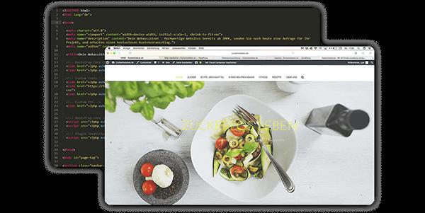 Website programmieren lassen